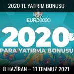 Trbet Euro 2020 bonusları
